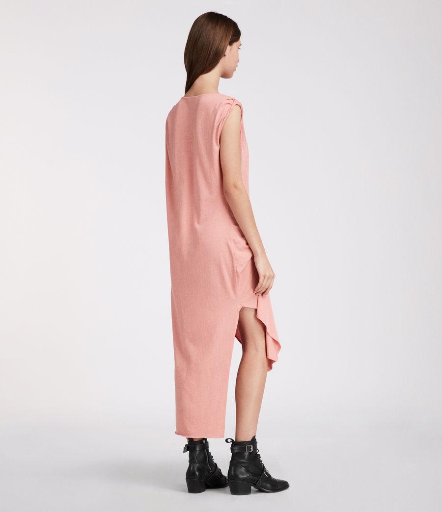 Womens Riviera Ida Dress (peach_pink) - Image 5