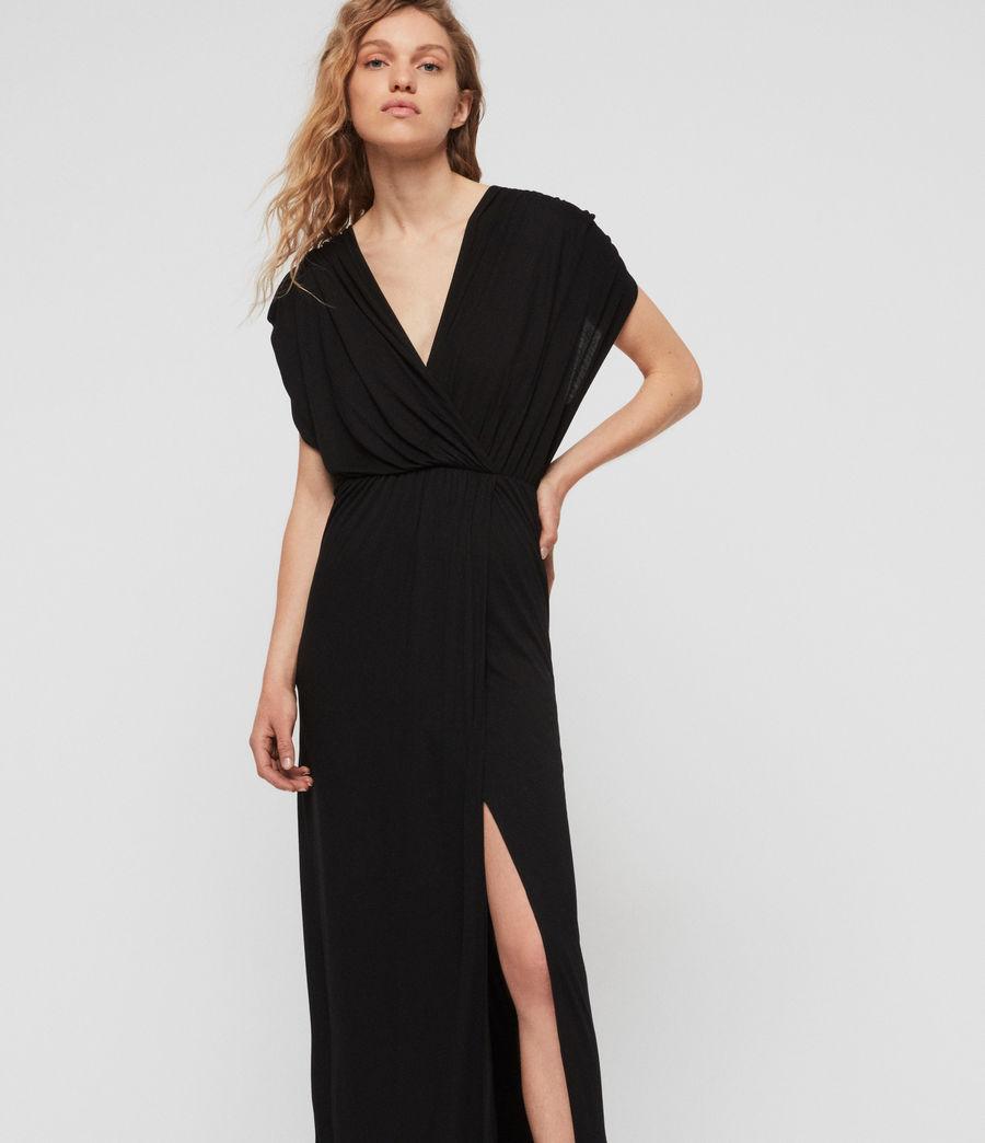 Women's Awane Dress (black) - Image 1