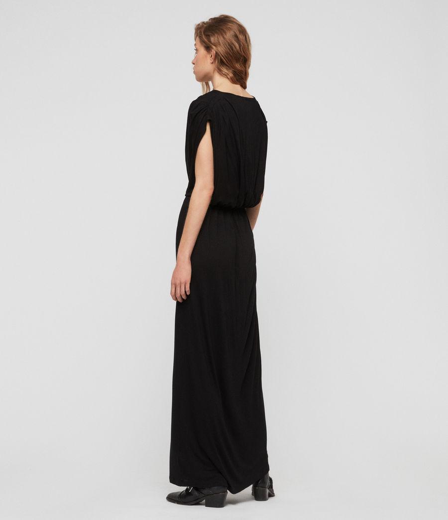 Women's Awane Dress (black) - Image 5