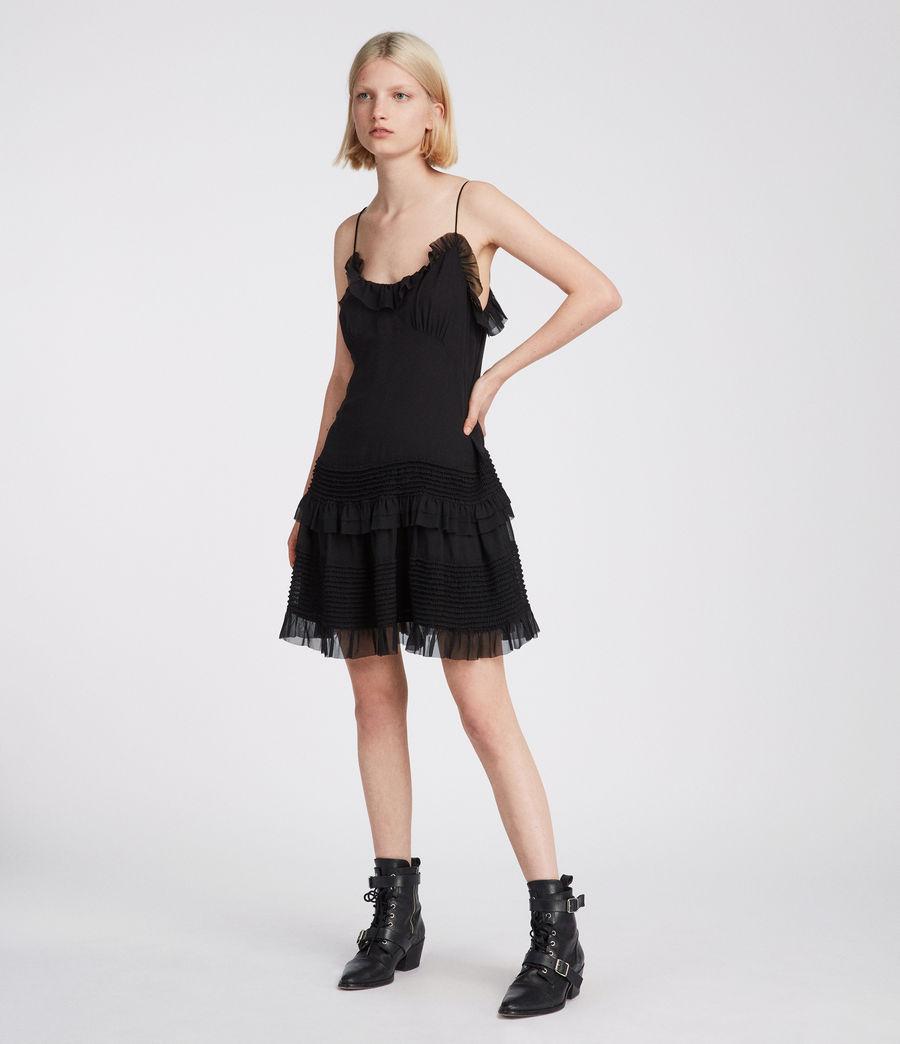 Womens Sanse Dress (black) - Image 1