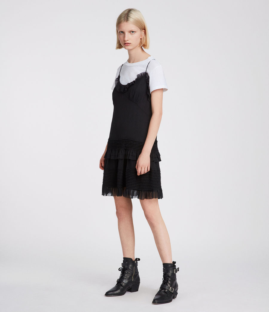Mujer Vestido Sanse (black) - Image 3