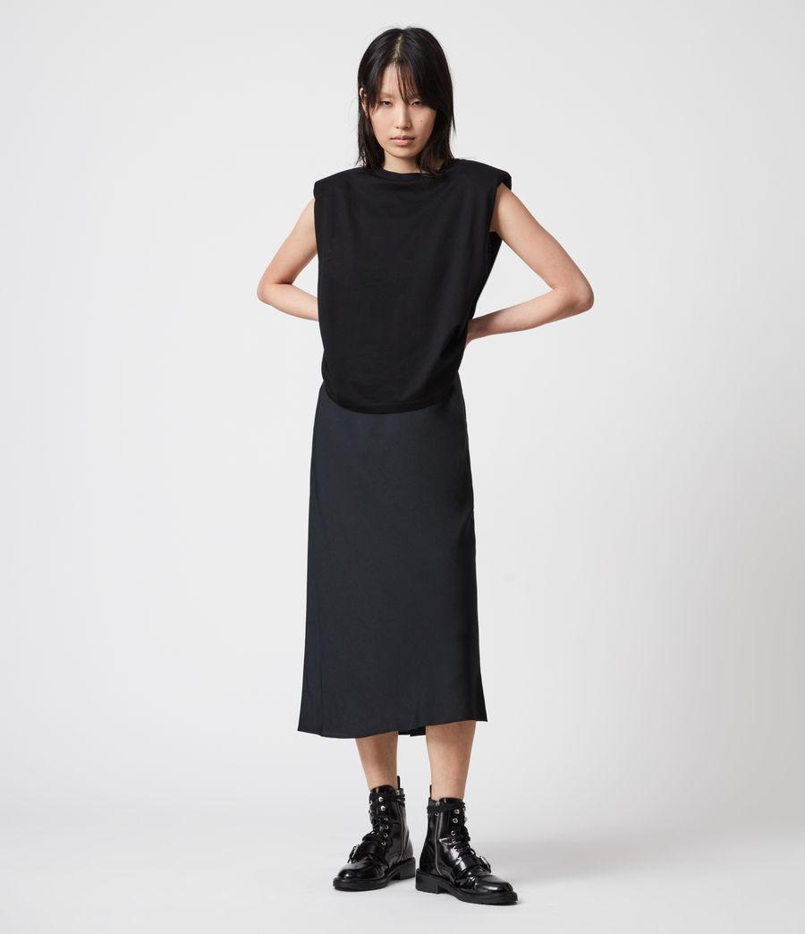 Damen Tierny 2-In-1 Coni Kleid (black) - Image 7