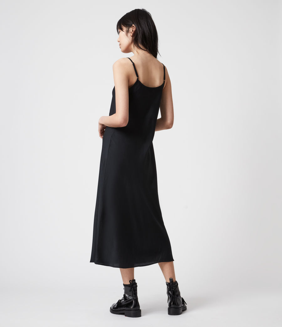 Damen Tierny 2-In-1 Coni Kleid (black) - Image 9