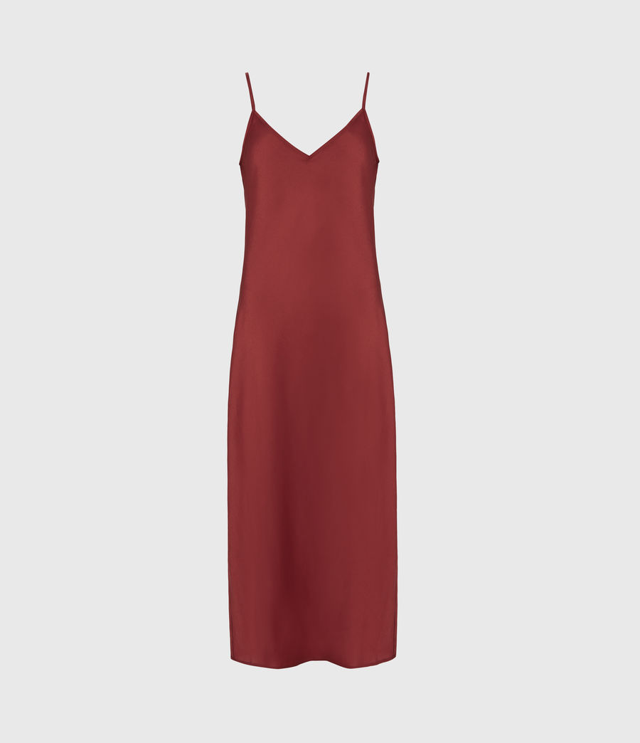 Womens Tierny 2-In-1 Coni Dress (rosewood_pink) - Image 2