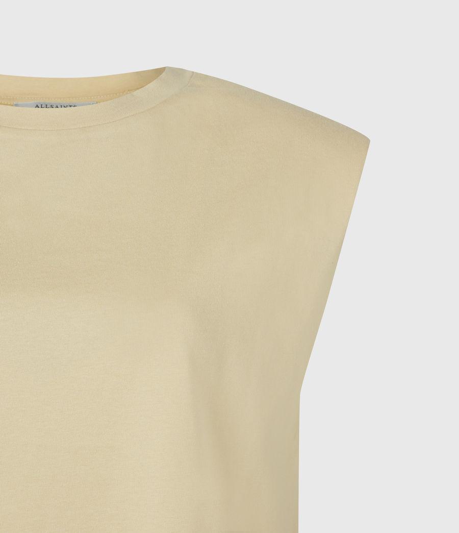Womens Tierny 2-In-1 Coni Dress (sunstone_yellow) - Image 6