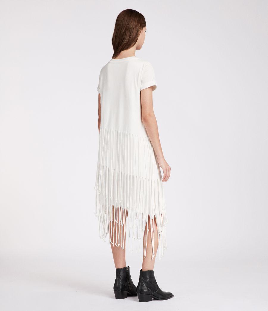 Mujer Vestido Tami Layer (chalk_white) - Image 5