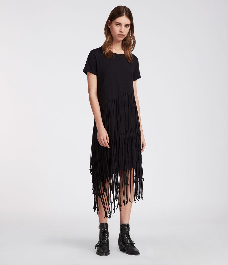 Mujer Vestido Tami Layer (black) - Image 1