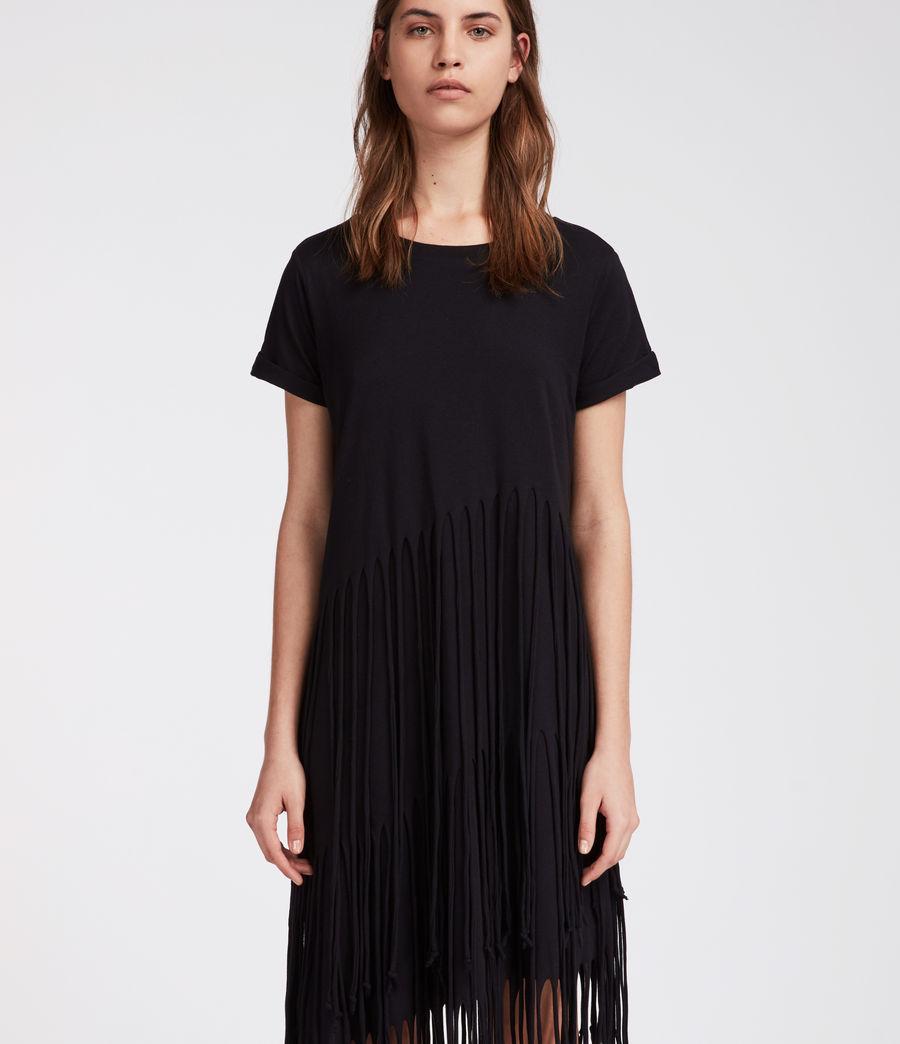 Mujer Vestido Tami Layer (black) - Image 2