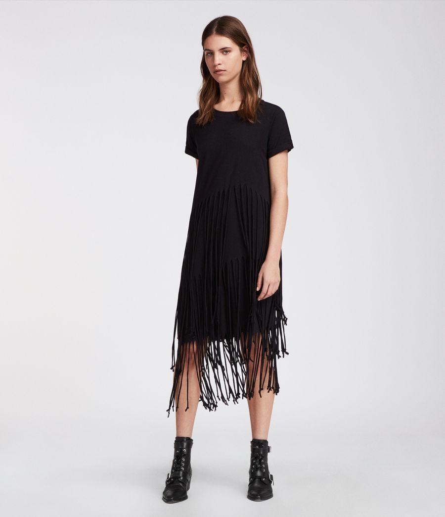 Mujer Vestido Tami Layer (black) - Image 3