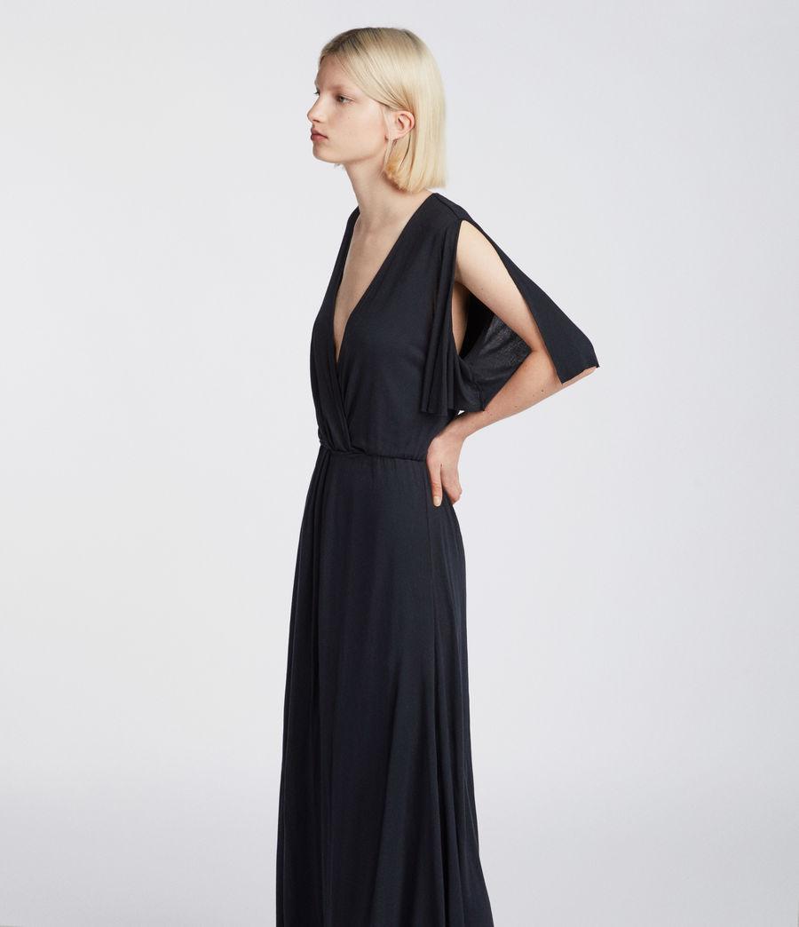 Womens Amira Dress (anthracite_grey) - Image 2