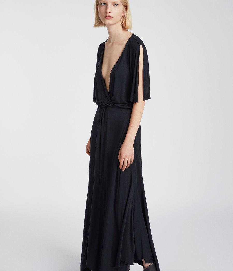 Womens Amira Dress (anthracite_grey) - Image 3