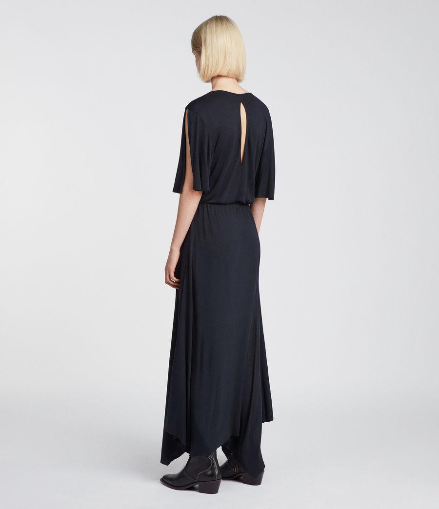 Womens Amira Dress (anthracite_grey) - Image 5