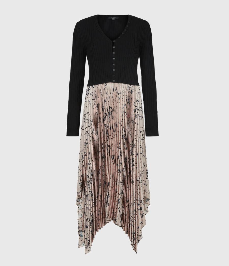 Women's Lorna 2-In-1 Yermo Dress (black_rose_pink) - Image 3