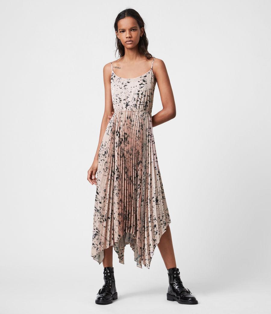 Women's Lorna 2-In-1 Yermo Dress (black_rose_pink) - Image 4