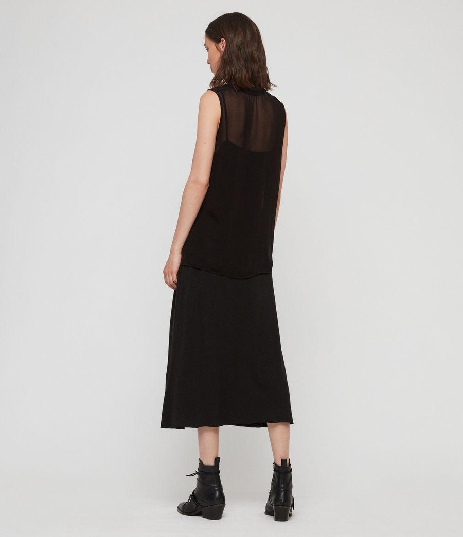 Women's Kacie Dress (black) - Image 4