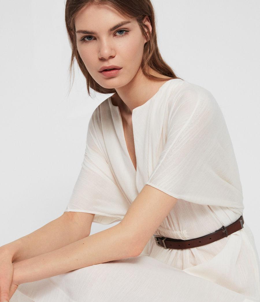 Donne Caftano Kiri (ivory_white) - Image 4