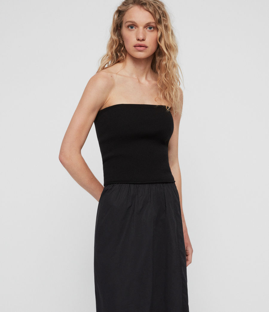 Mujer Vestido Sono (black) - Image 2
