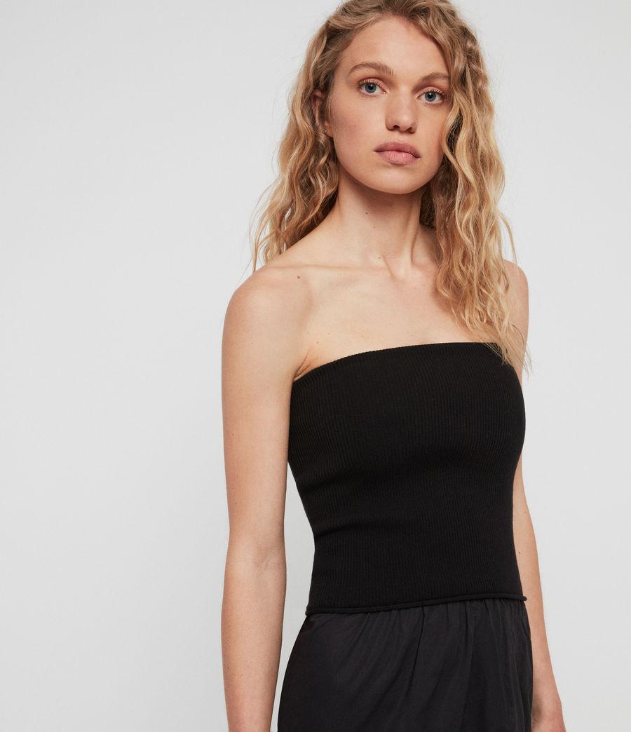 Mujer Vestido Sono (black) - Image 3