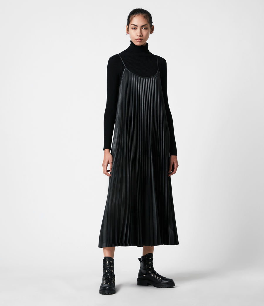 Women's Alexis 2-In-1 Dress (black) - Image 1