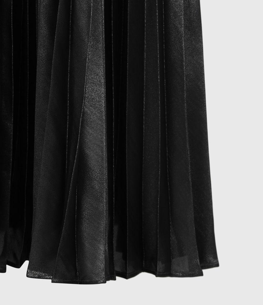 Womens Jaclyn Shine 2-In-1 Dress (silver_black_pewtr) - Image 8