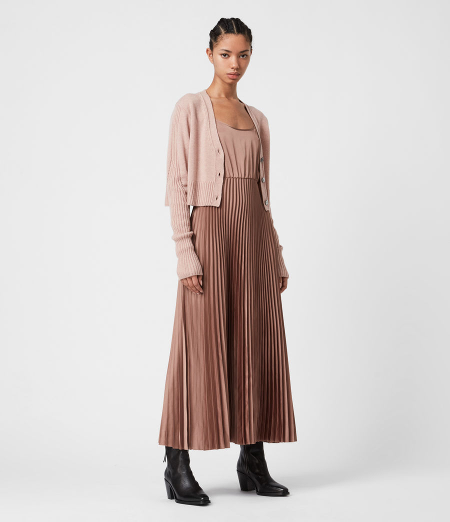 Women's Andrea 2-In-1 Dress (rose_pink_pink) - Image 1