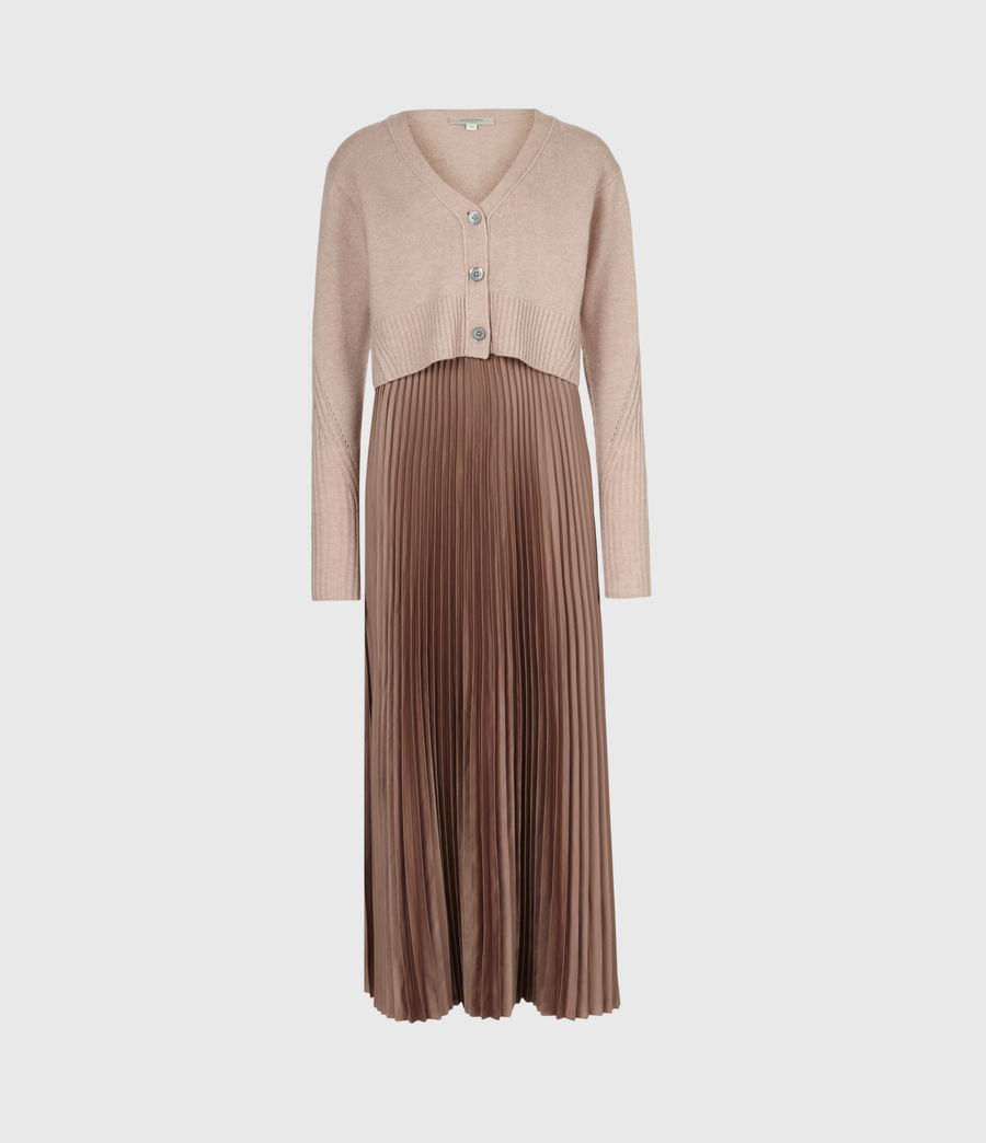 Women's Andrea 2-In-1 Dress (rose_pink_pink) - Image 5