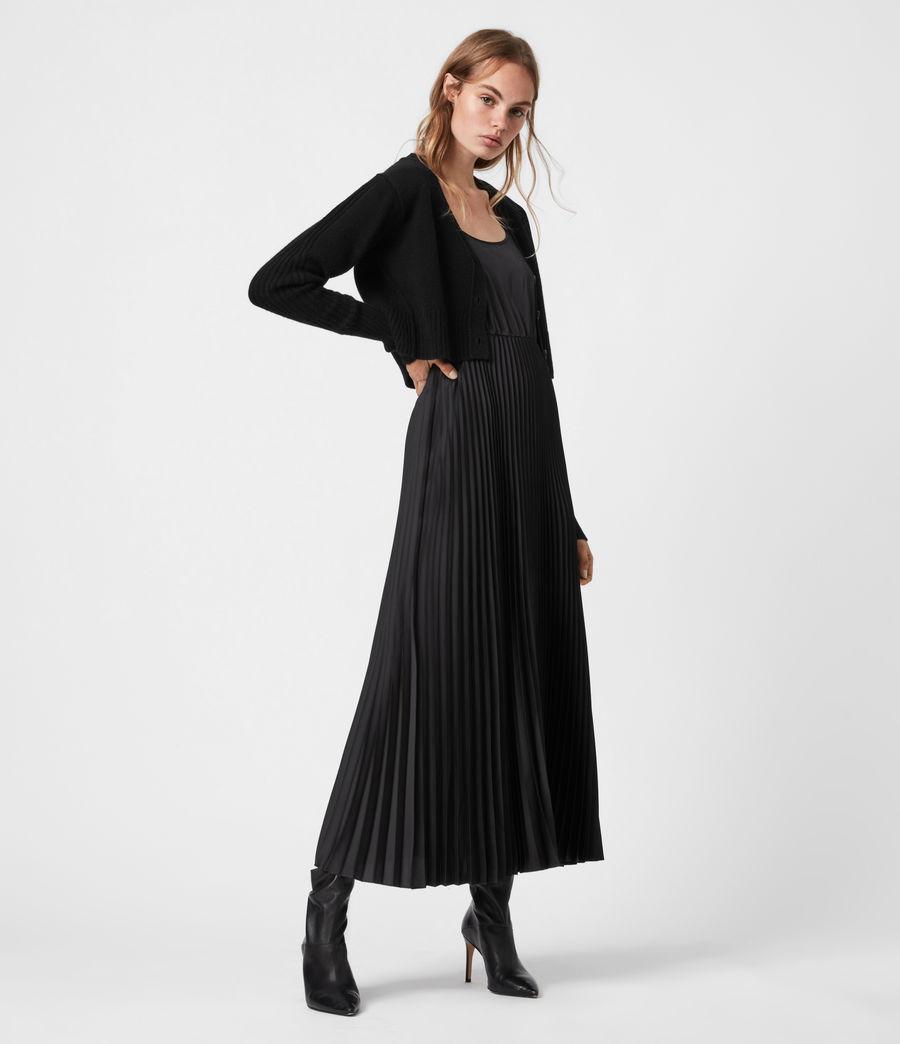 Women's Andrea 2-In-1 Dress (black_black) - Image 1