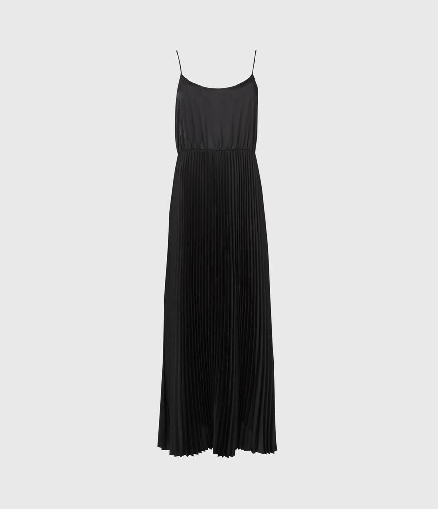 Femmes Robe 2-en-1 Andrea (black_black) - Image 2