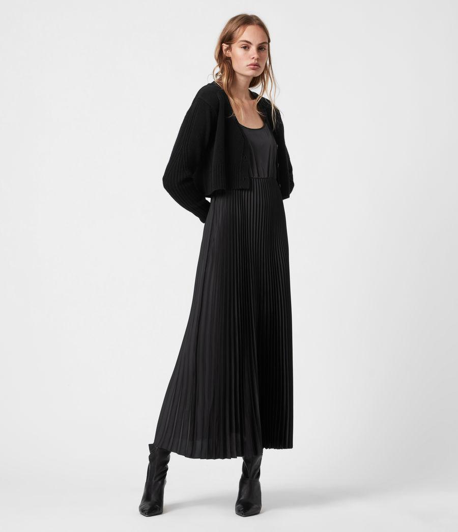 Women's Andrea 2-In-1 Dress (black_black) - Image 4