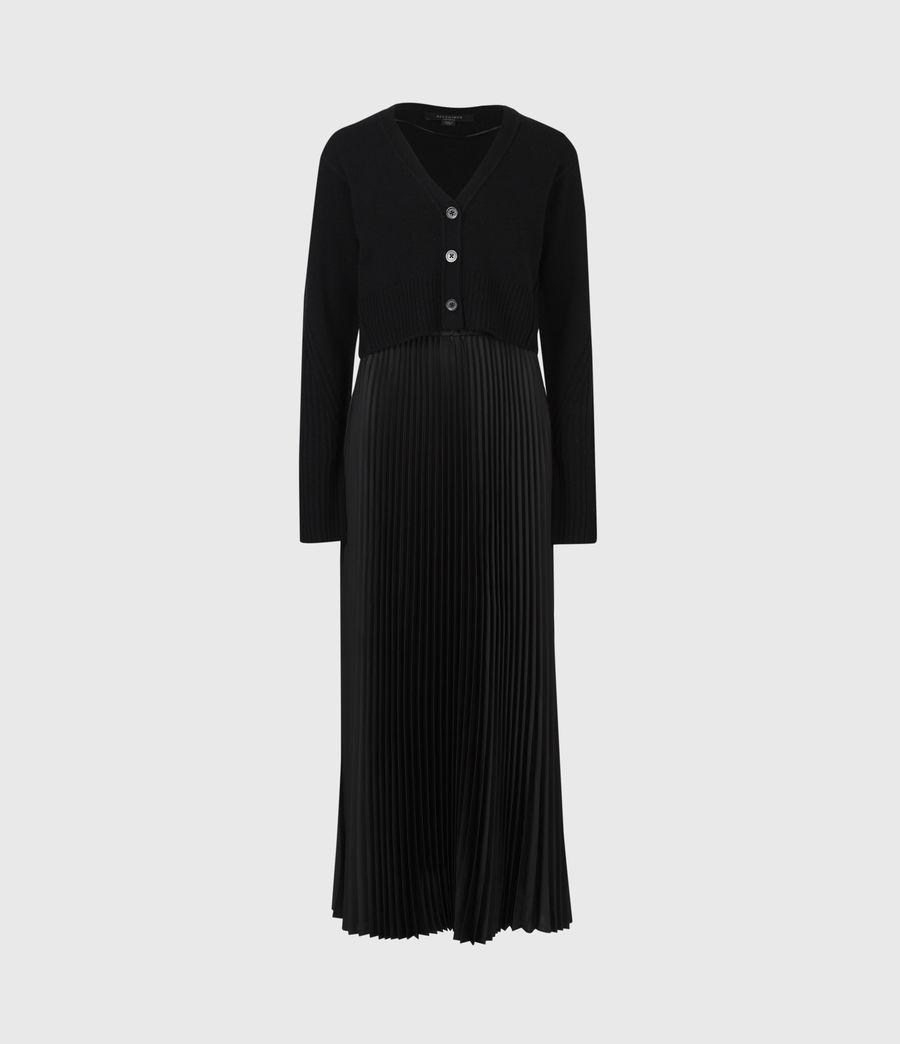 Women's Andrea 2-In-1 Dress (black_black) - Image 5