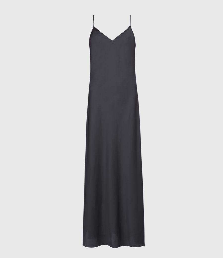 Womens Rosetta Tinsel 2-In-1 Dress (black) - Image 2