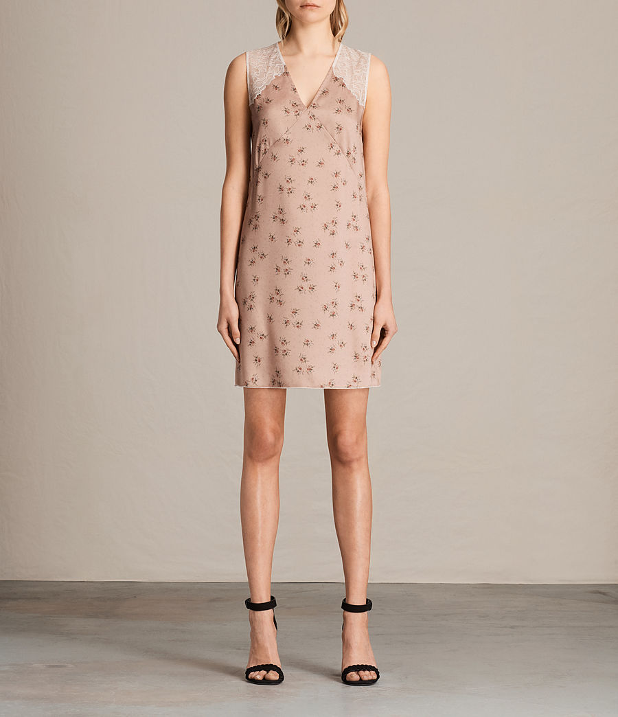 Donne Prism Rosalie Dress (blush_pink) - Image 1