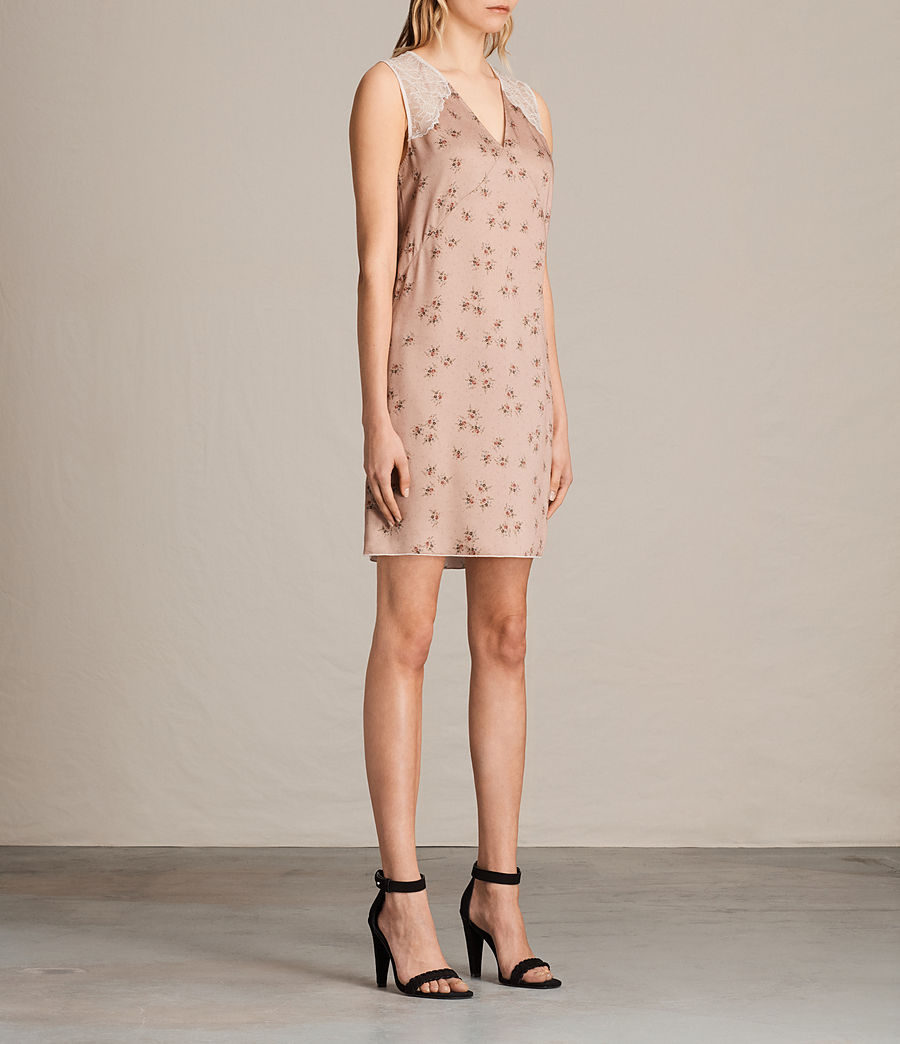 Donne Prism Rosalie Dress (blush_pink) - Image 6