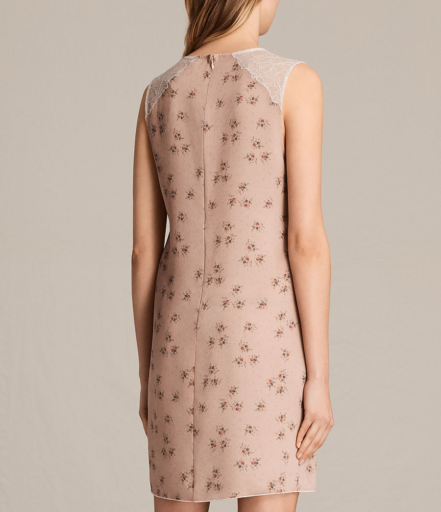 Donne Prism Rosalie Dress (blush_pink) - Image 7