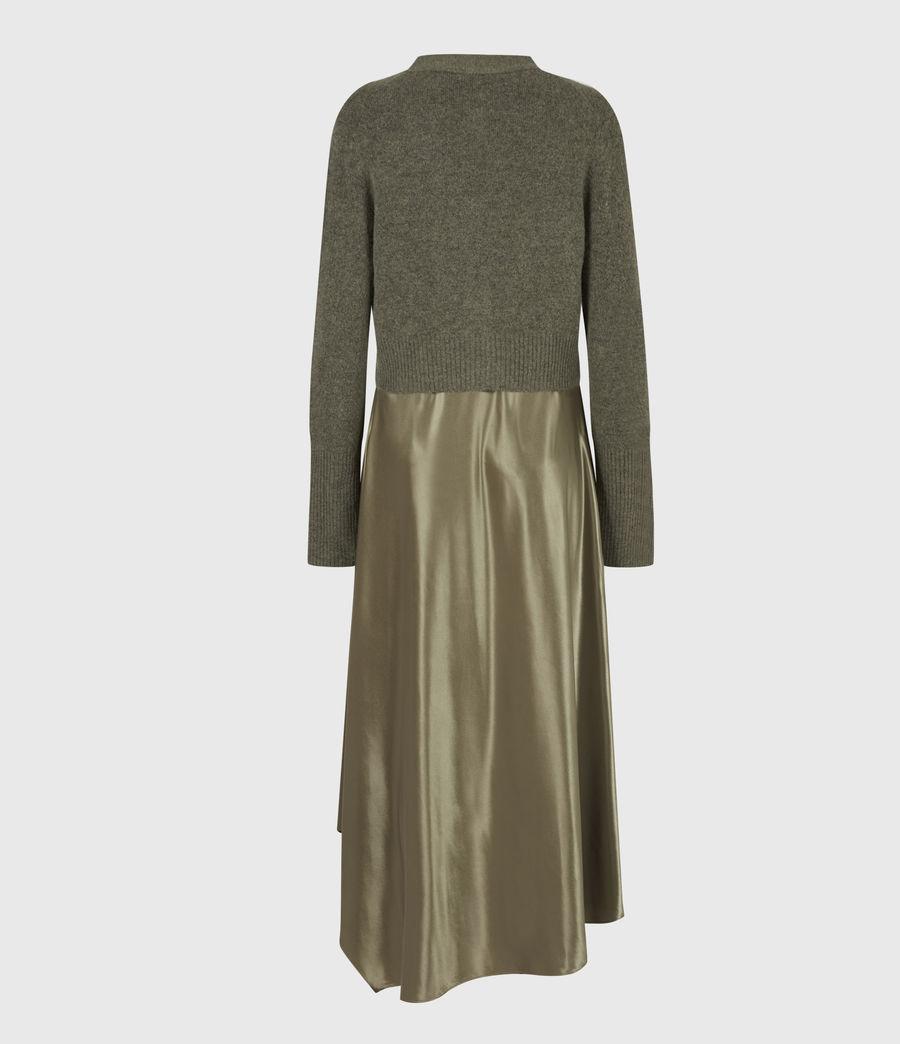 Womens Orri 2-In-1 Dress (pale_olive_khaki_g) - Image 3