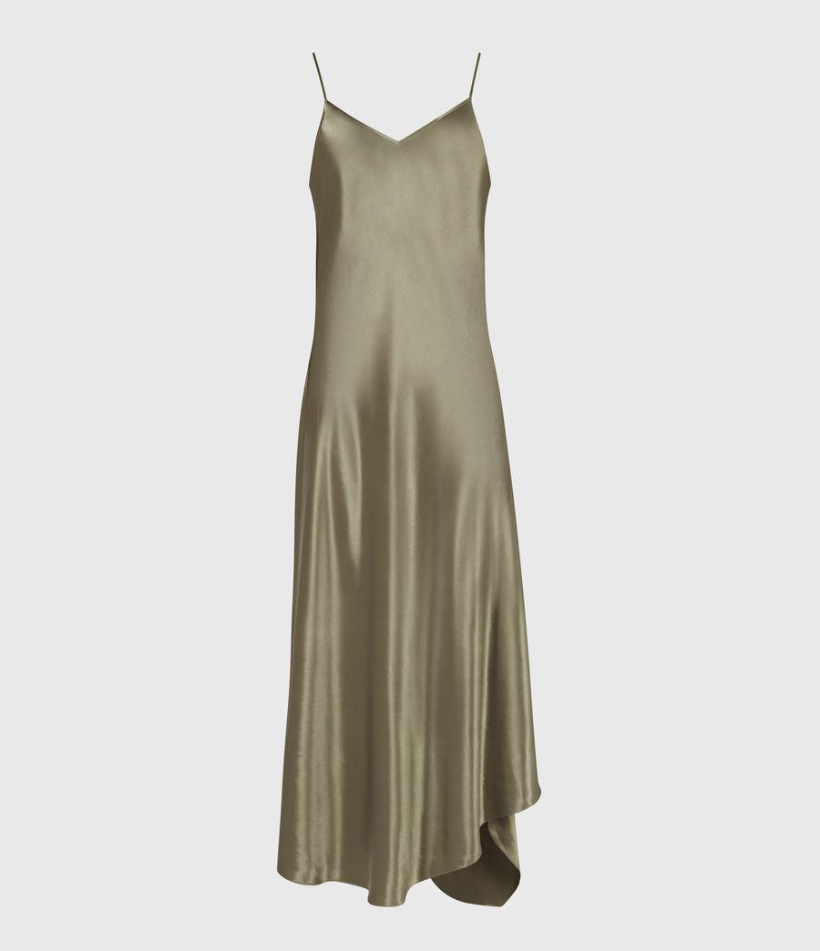 Womens Orri 2-In-1 Dress (pale_olive_khaki_g) - Image 4