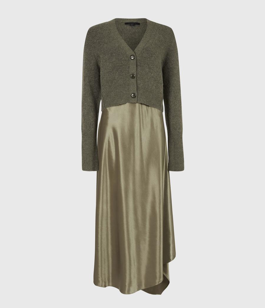 Womens Orri 2-In-1 Dress (pale_olive_khaki_g) - Image 5