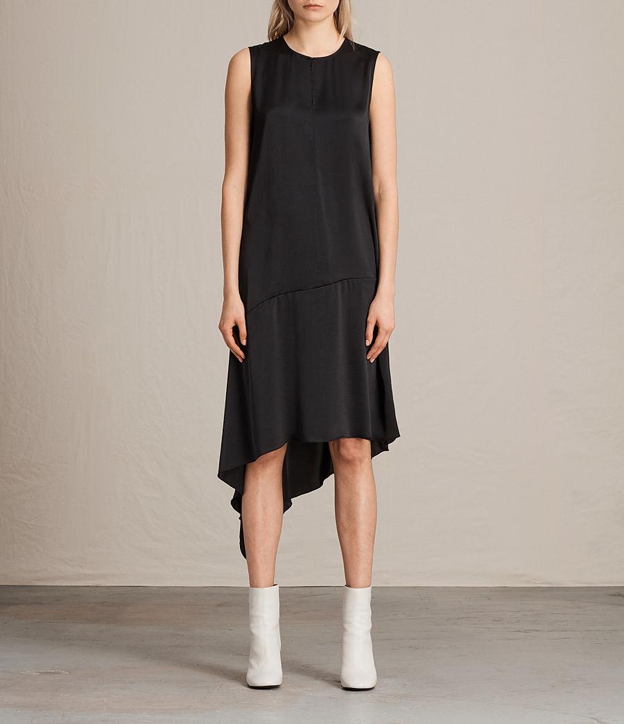 Femmes Robe Elie (black) - Image 1