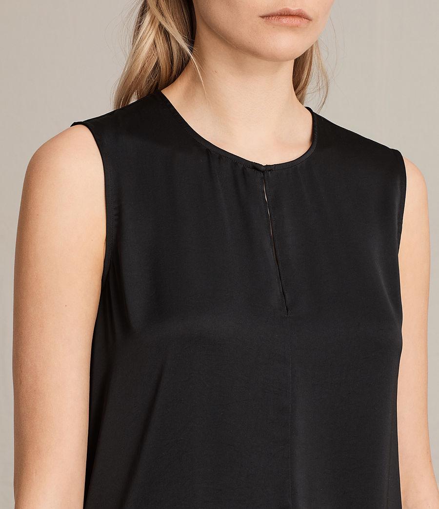 Femmes Robe Elie (black) - Image 2