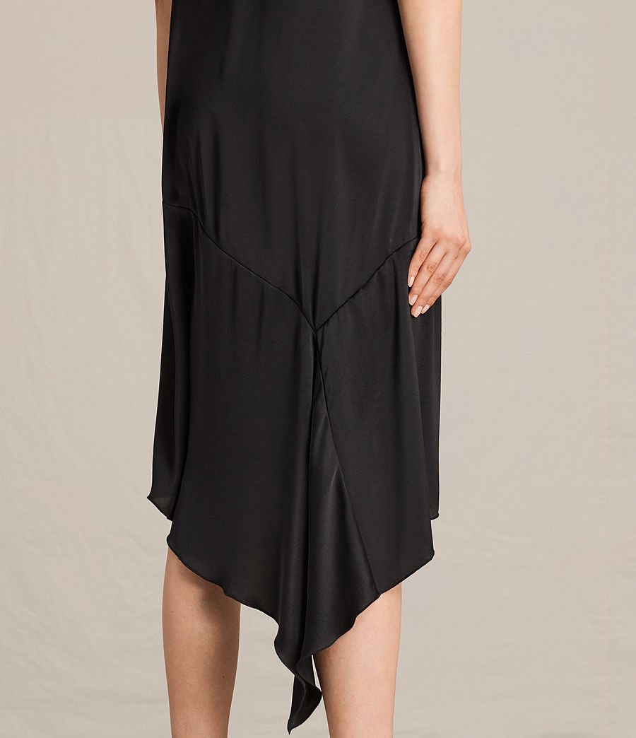 Femmes Robe Elie (black) - Image 6