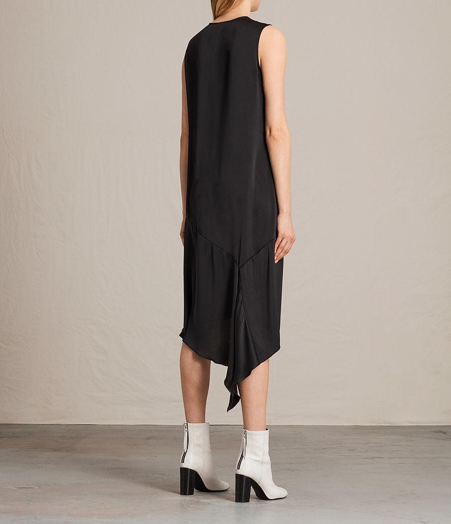 Femmes Robe Elie (black) - Image 7
