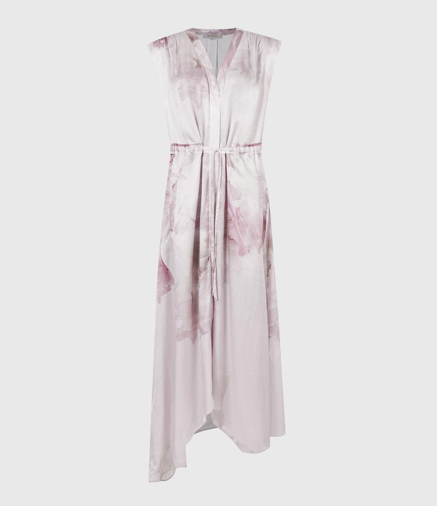 Women's Tate Nubila Dress (border_pink) - Image 2