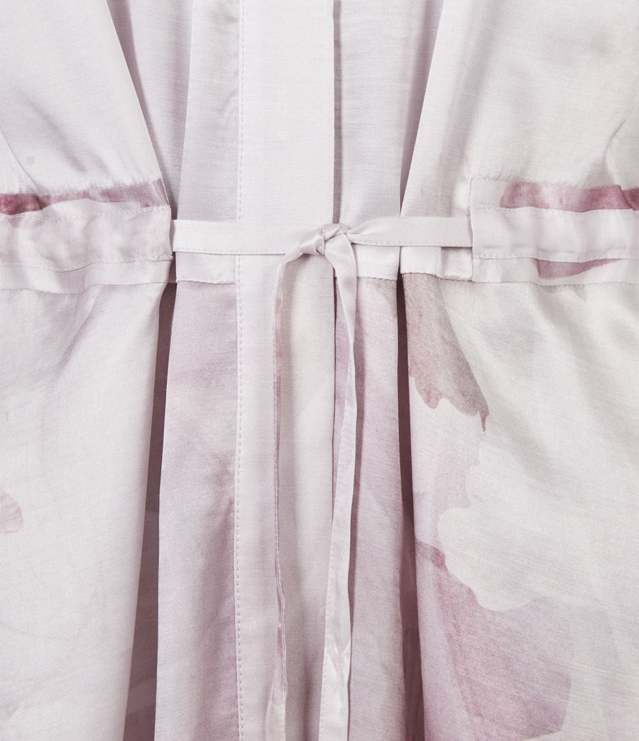 Women's Tate Nubila Dress (border_pink) - Image 6