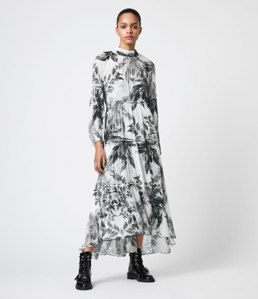Womens Eimear Creation Dress (white) - Image 1