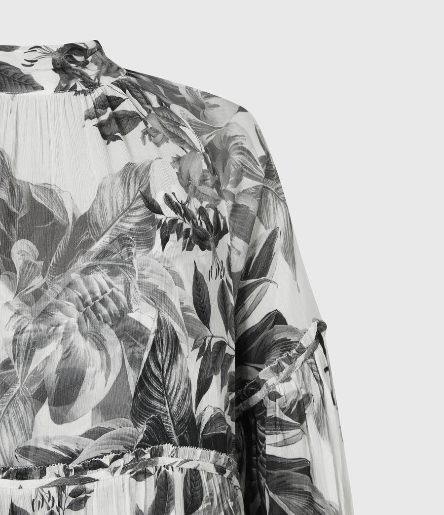 Womens Eimear Creation Dress (white) - Image 5