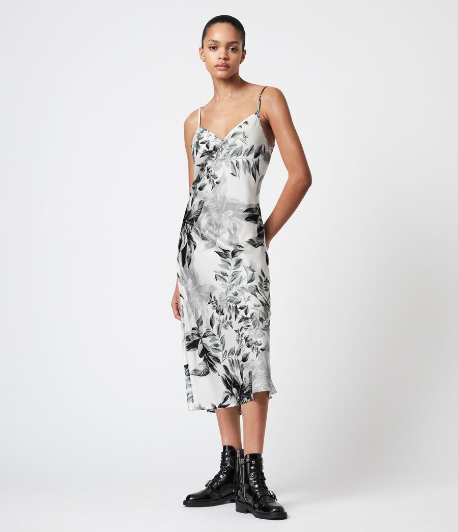 Womens Eimear Creation Dress (white) - Image 6