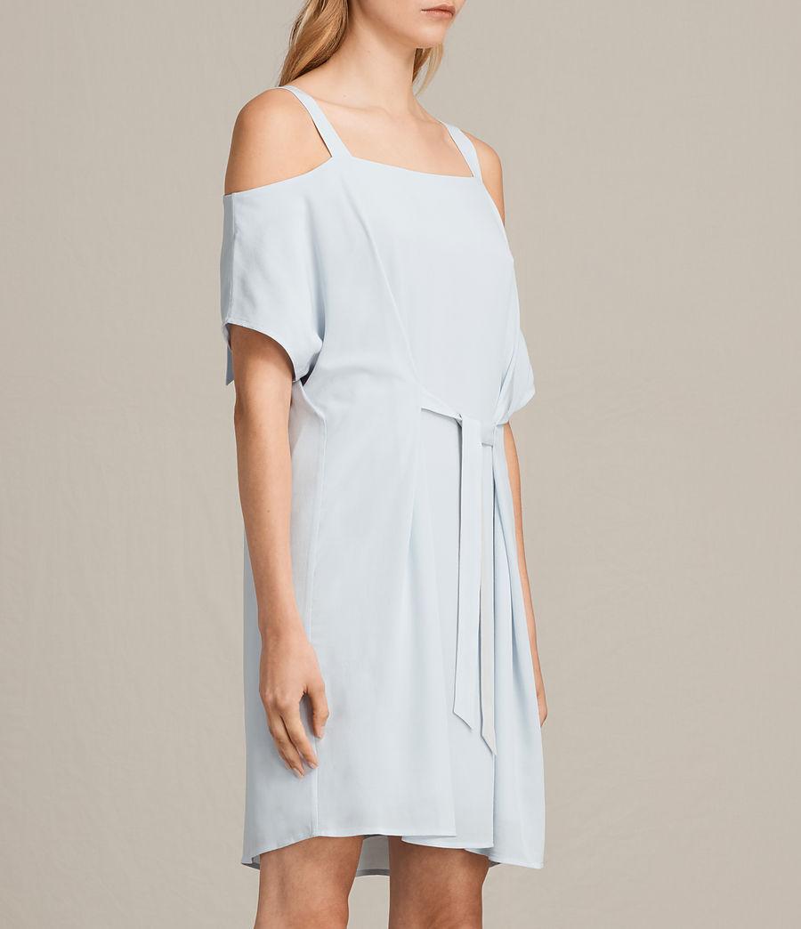 Womens Rae Dress (cloud_blue) - Image 3