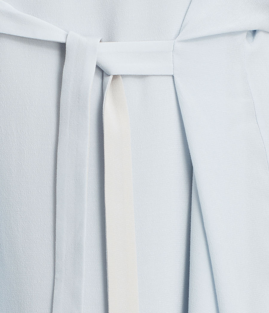 Womens Rae Dress (cloud_blue) - Image 5