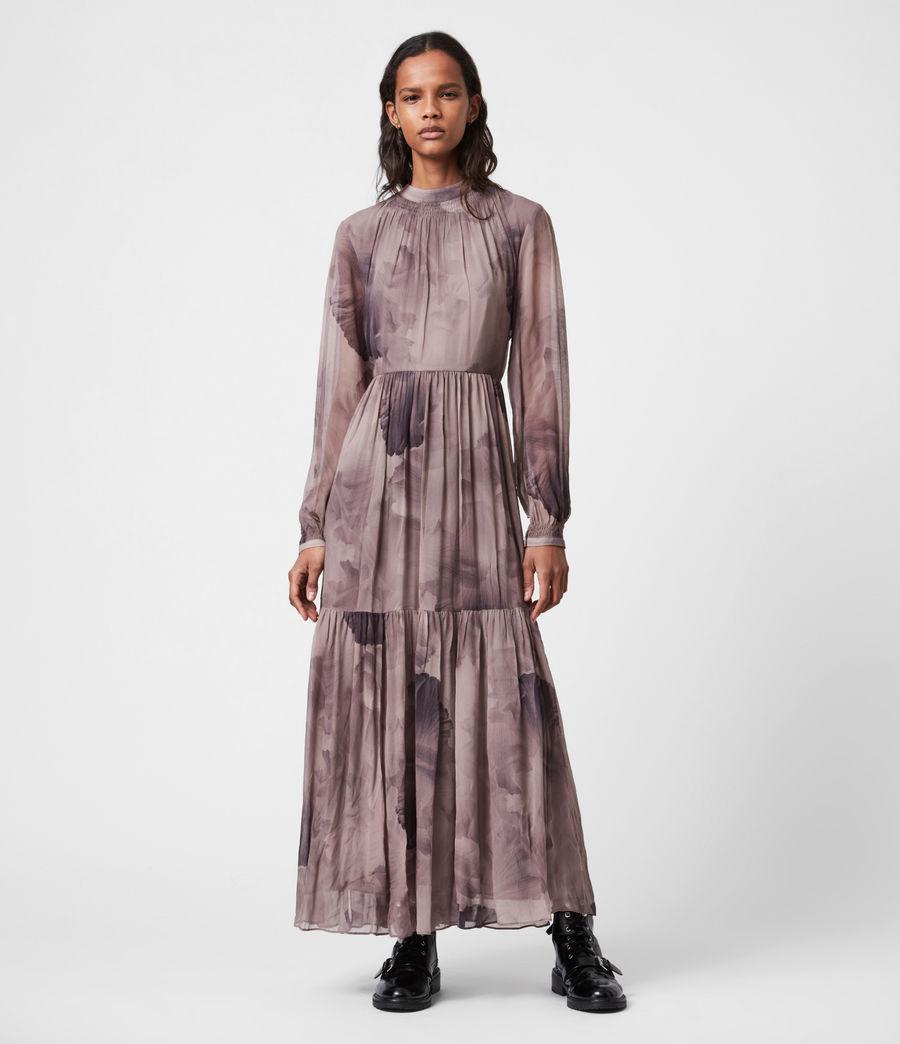Womens Caya Nubila Dress (mink_grey) - Image 1