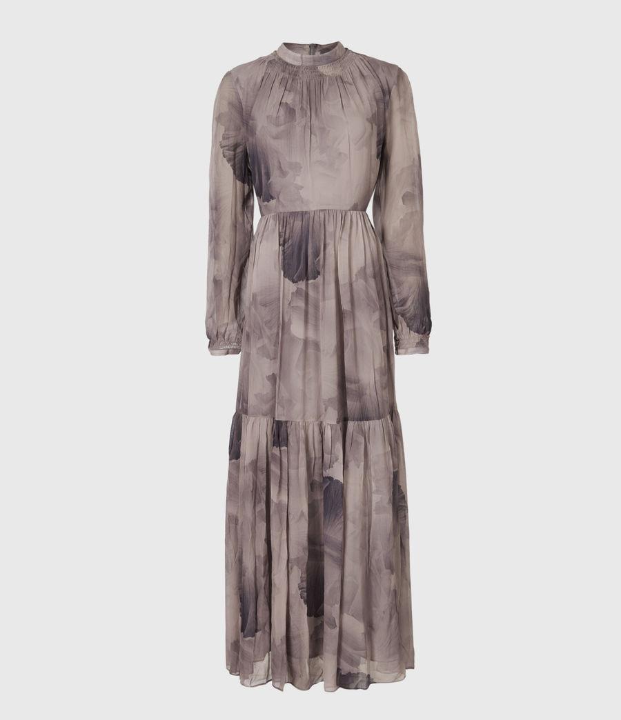 Womens Caya Nubila Dress (mink_grey) - Image 2